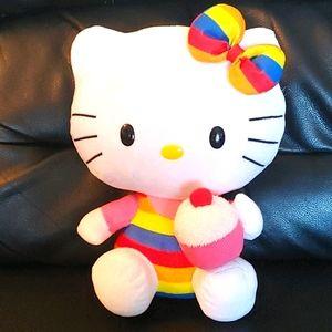 BOGO SALE🌺Hello Kitty Cupcake Plush